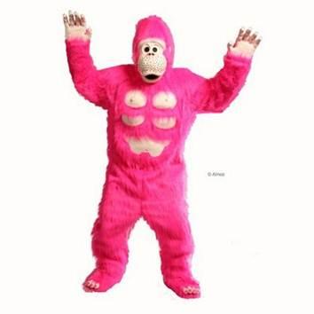 Hire Pink Gorilla $125